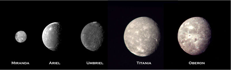 number of moons uranus has - photo #29
